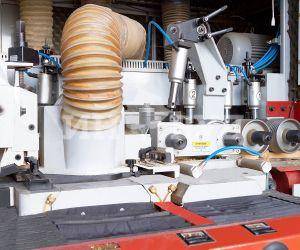 Фотографии оборудования по изготовлению деревянных евроокон высокого качества