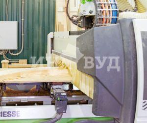 Процесс изготовления деревянных окон - производство от Инвуд