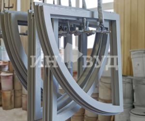 Фото - завод, производство деревянных окон