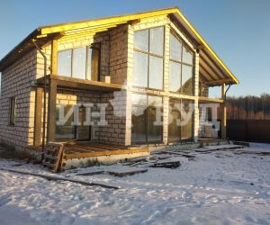Монтаж оконных конструкций в доме из блоков