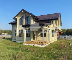 Установка окон от компании Инвуд в деревянном доме