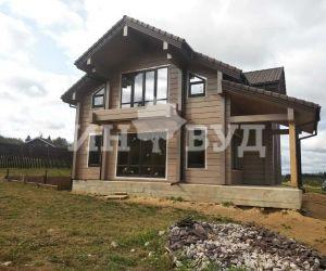 Дом с окнами Инвуд. Монтаж под ключ