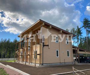 Завершены работы по остеклению дома в Московской области в 2020 году
