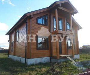 Установка окон в деревянном доме