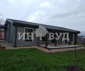 Остекление одноэтажного дома в Московской области