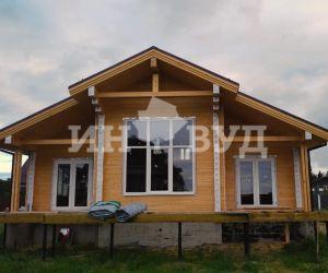 Остекление дома в Московской области