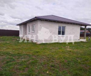 Остекление одноэтажного дома из газобетона
