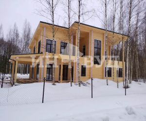Завершены работы по монтажу окон в Московской области