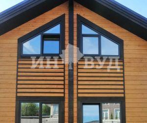 Новые окна в загородном доме от Инвуд