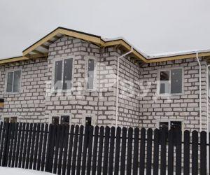 Остекление дома из блоков в Московской области