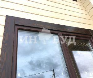 Премиальные деревянные окна для дома от компании Инвуд