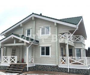 Фотографии остекления деревянного дома - Инвуд окна