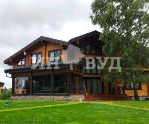 Деревянные евро окна премиум класса от производителя Инвуд для дома в Подмосковье