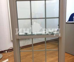 Окно ПВХ для частного дома