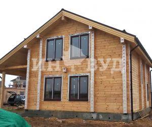 Как правильно монтировать окна со стеклопакетами в деревянный дома - фото
