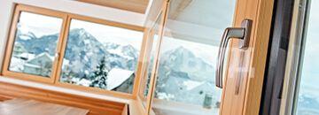 Деревянные окна на заказ по размерам на дачу