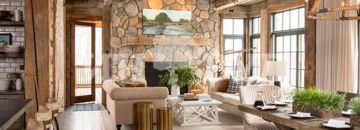 Деревянные евроокна для дома