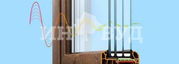 Экологические деревянные евро окна - залог здоровья