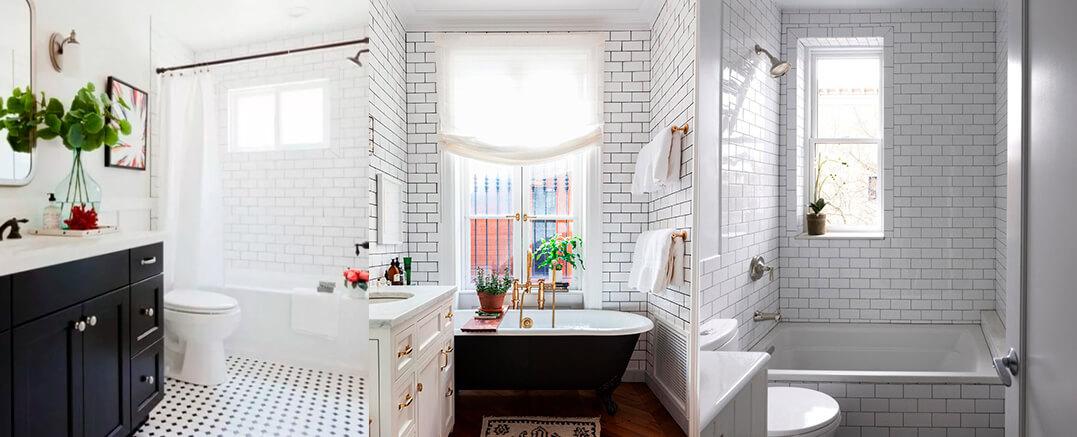 Окно в ванной комнате варианты дизайна