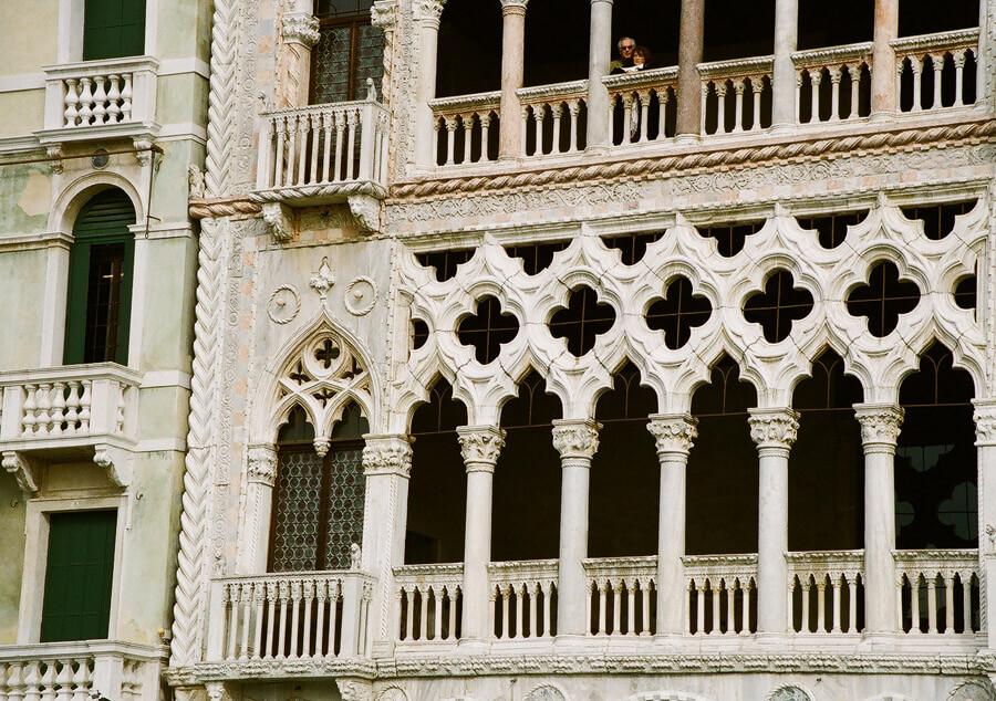 Венецианские окна - история развития окон