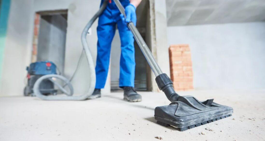 Качественный сервис - уборка строительного мусора после монтажа