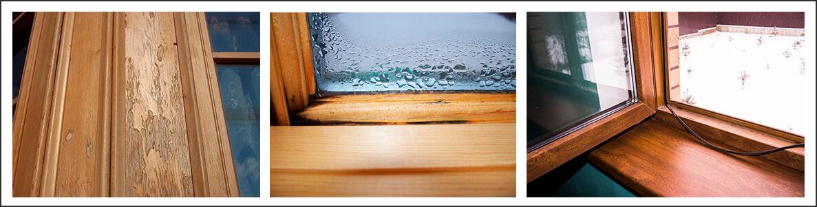 Проблемы дешевых деревянных окон