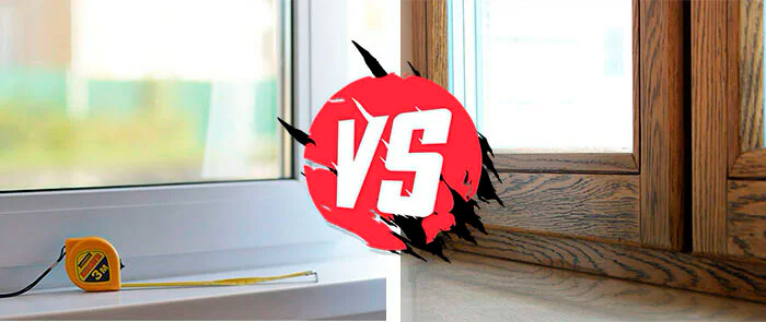 ПВХ окна или деревянные окна, что выбрать?