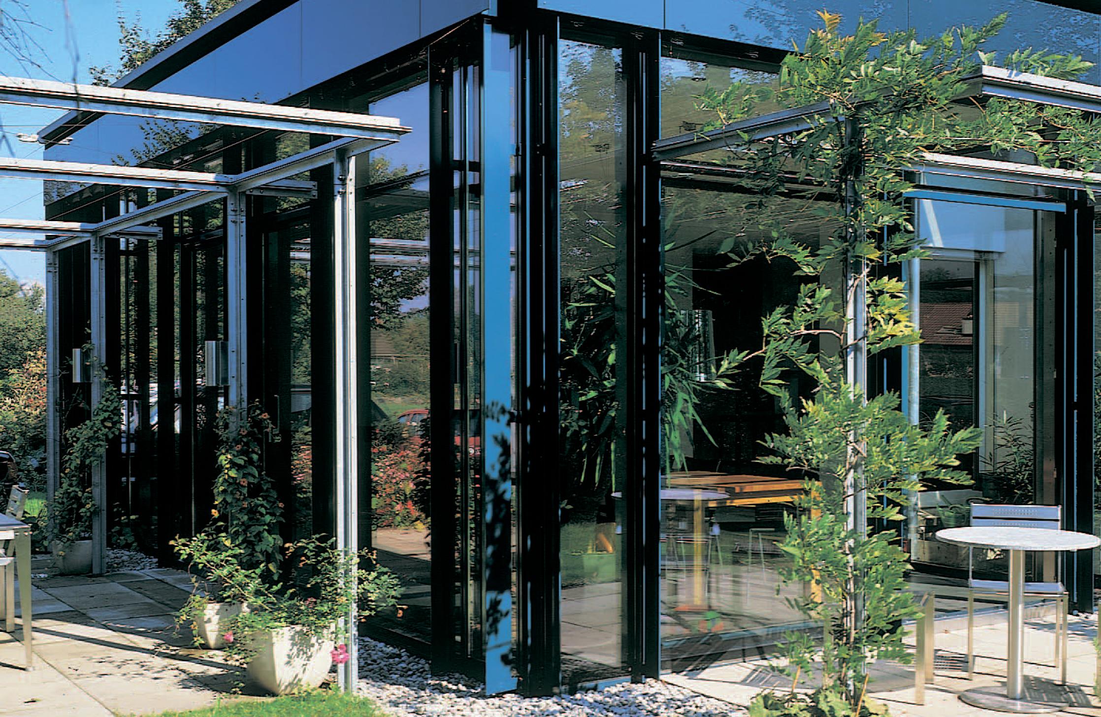 Преимущества PSK портала для зимних садов и офисов