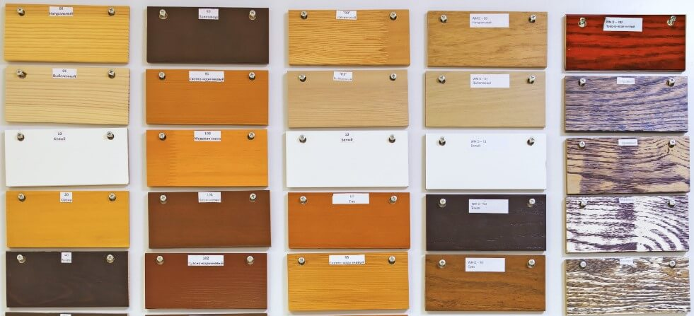 Цветовые решения для деревянных окон - разнообразие выбора