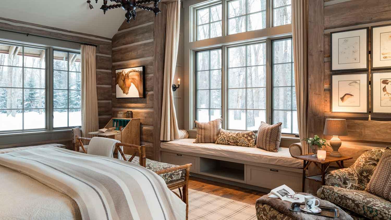 Тенденция на деревянные окна в мире становится все популярнее - фото