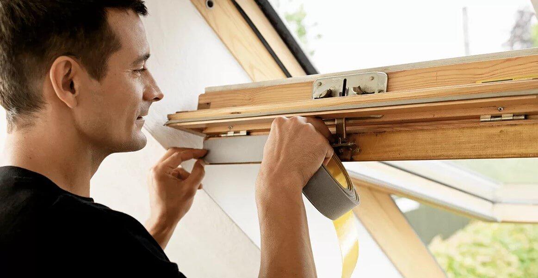 Утепление деревянного окна своими руками профессионалами