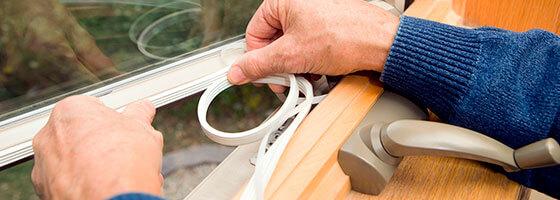 Утеплительная лента для деревянных окон шведского производства