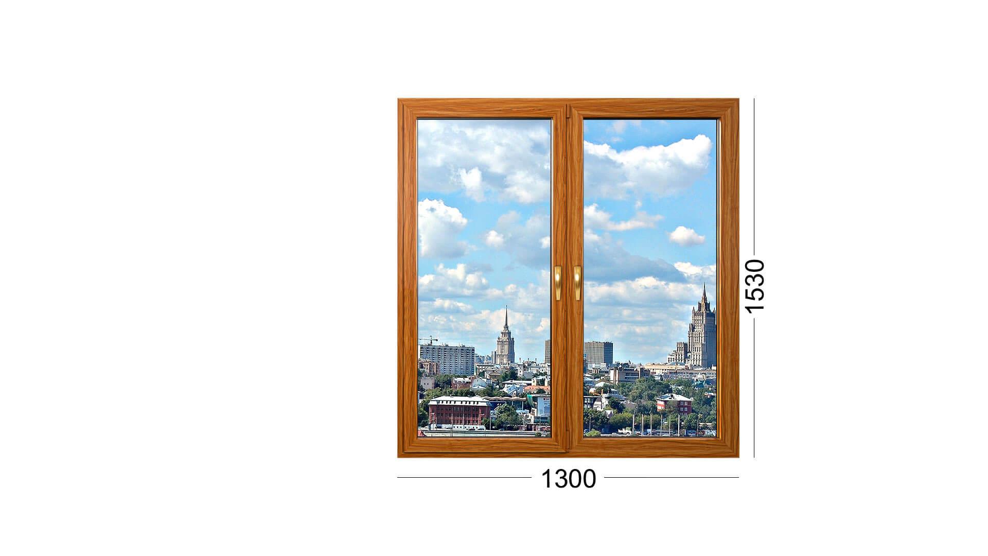 Окно деревянное. Маленькая лоджия или балкон в доме серии 1-511К. Кирпичный.