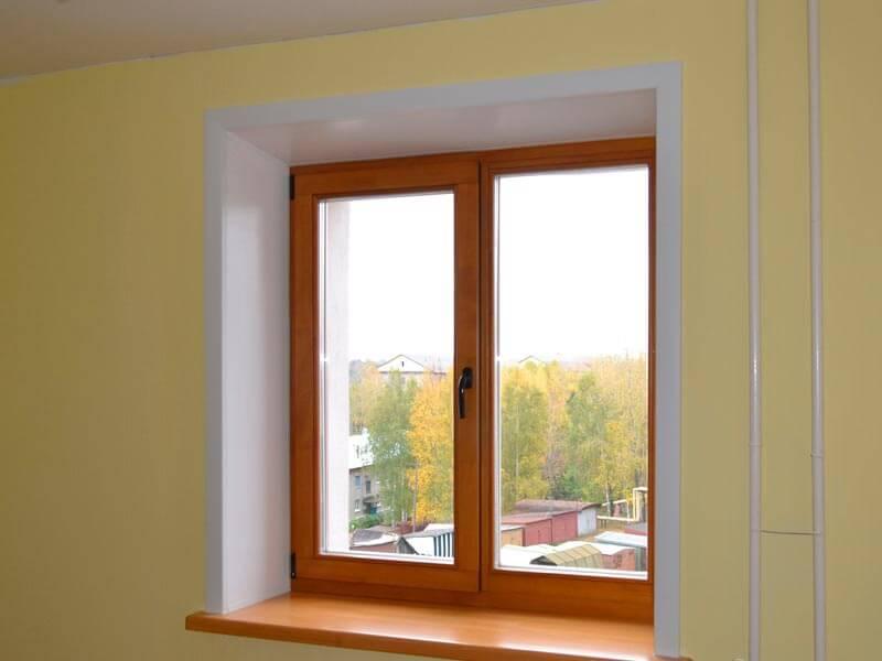Деревянный балкон в доме серии П3.