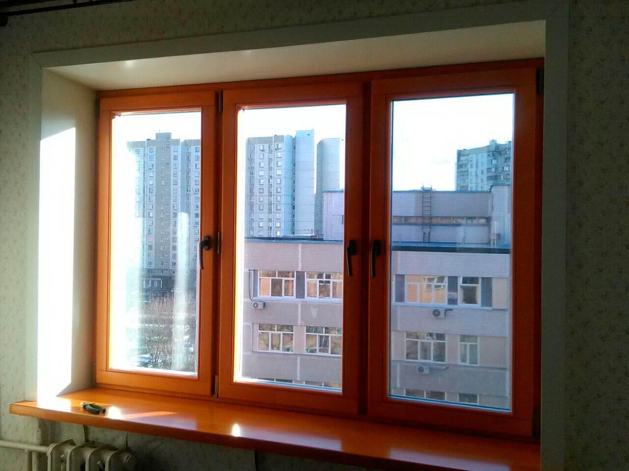 Балкон и лоджия в доме серии П-3