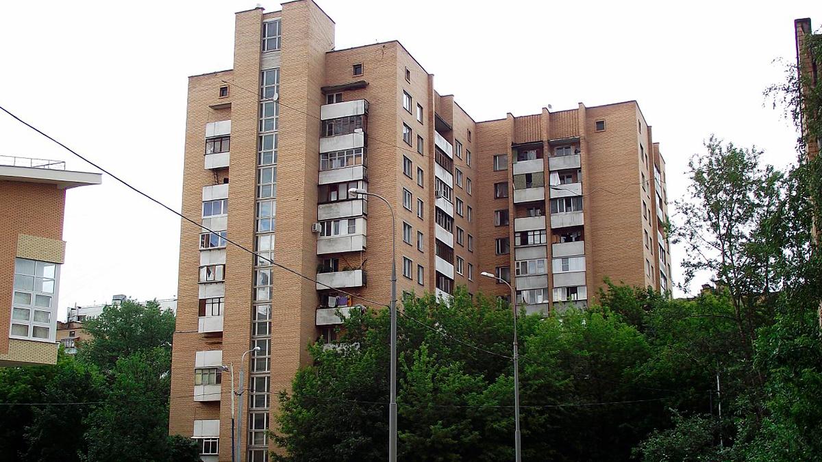 Дом башня Смирновская в Москве. Фото как выглядит