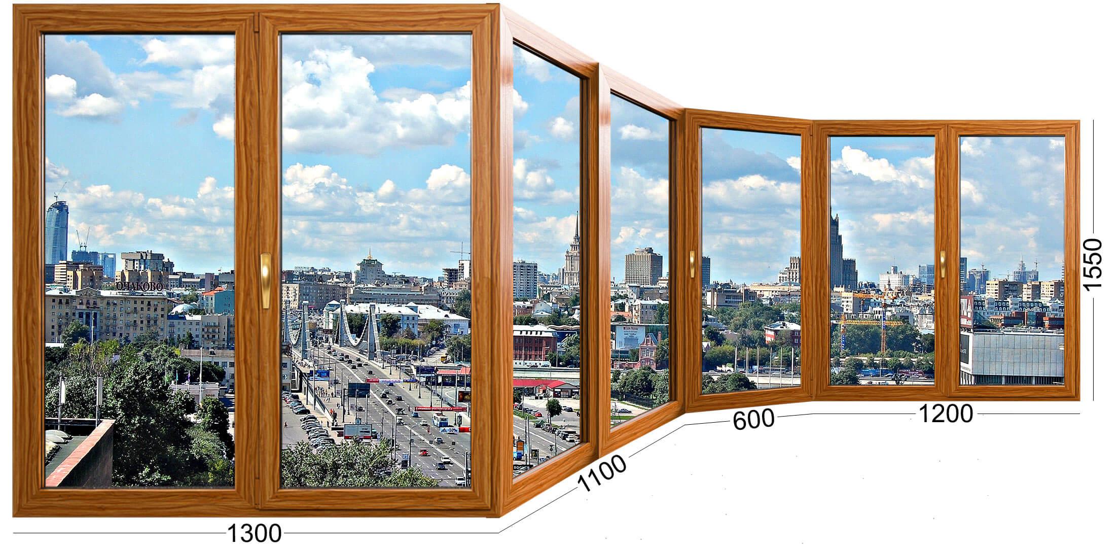 Конструкция окна типа каблук из деревянного окна П3-М дом серии. Белый. Фото балкона
